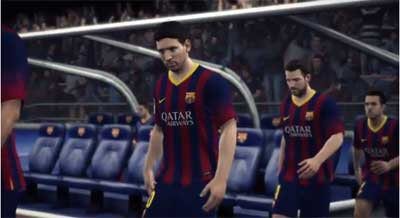 FIFA 14 Xbox One & PS4