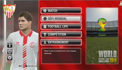 Pes 2014 World Challenge DLC