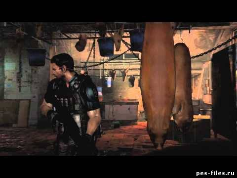 Resident Evil 6 - Gamescom 2012 Chris gameplay
