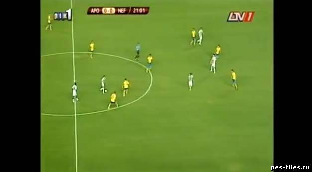 APOEL - Neftchi 1:3 / European League Play-Off
