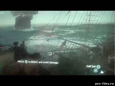 Assassin´s Creed III Gameplay Gamescom 2012