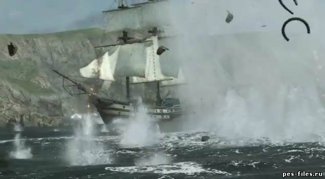 Assassin's Creed III Naval Warfare Walkthrough Trailer