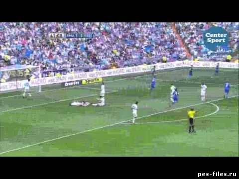 Real Madrid - Valencia 1-1 (All Goals) 19.08.2012