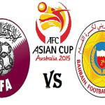 Qatar vs Bahrain AFC Asian Cup Australia 2015