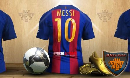 Messi in a Ball Opening PES 2017