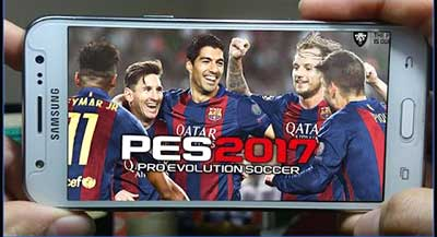 PES 2017 Google Play Store Trailer