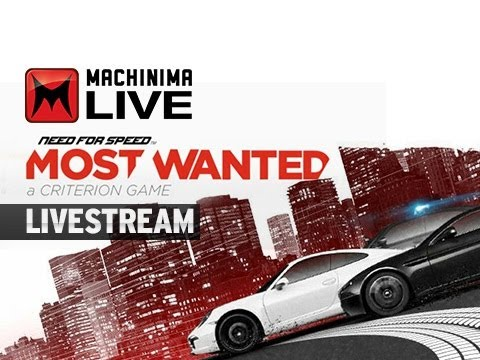 Need for Speed Most Wanted Early Access Live Stream