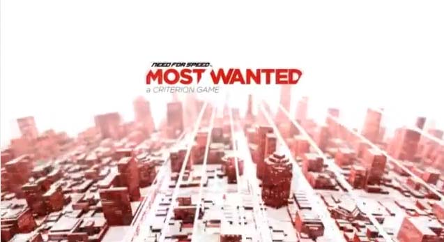 NFS MOST WANTED(2012), или все таки Burnout??
