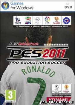 Pes Making Patch