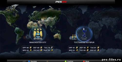 PES 2012 DEMO EPL PATCH 0.5 beta