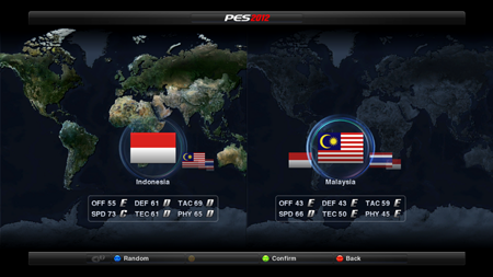Mini South East Asia Patch for PES 2012 DEMO v.1