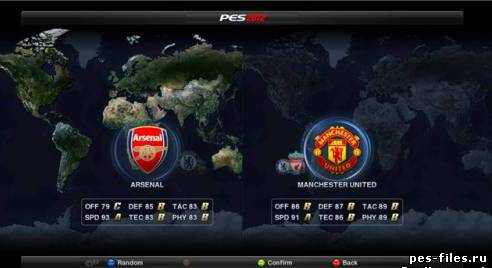 PES 2012 DEMO EPL PATCH 0.99
