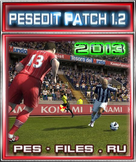 PESEdit.com 2013 Patch 1.2 - Npower Championship - 04/10/12