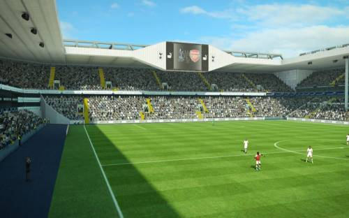 White Hart Lane by DiMario79