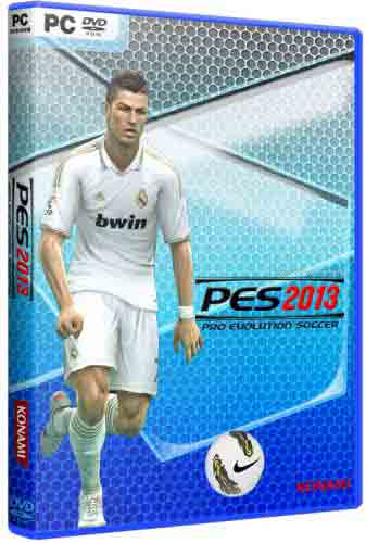 Скачать Pro Evolution Soccer 2013.v 1.01 + 2 DLC.(2012).torrent
