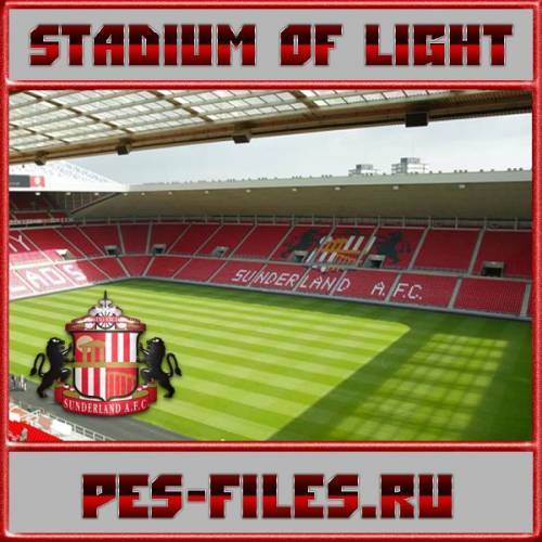 Pes 2013 Stadium of Light by Juventini