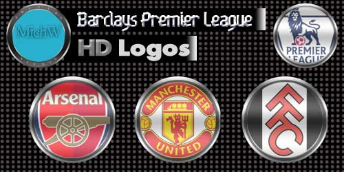 Barclays Premier League HD Logos, патчи и моды
