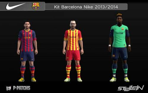 Good Kits Barcelona 2013/14