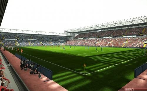 футбол 1 онлайн Update: Pes 2013 ANFIELD ROAD UPDATE 1.0, патчи и моды