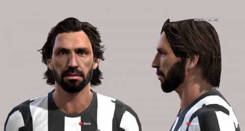 Pes 2013 Andrea Pirlo by alex7