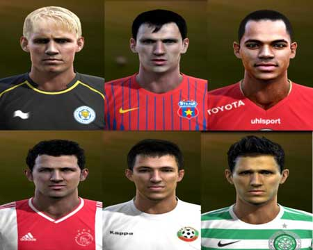 Pes 2013 International vol 1 by rednik