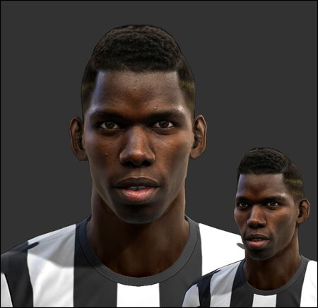 Pes 2013 Paul Pogba by tunizizou