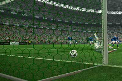 HD GREEN NET