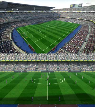 Camp Nou Barcelona Hd Turf