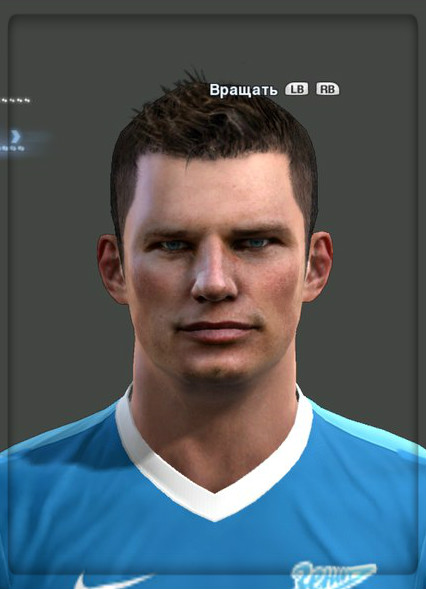 Pess 2013 Andrey Arshavin by 4y6p1k