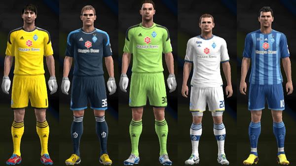 футбол 1 онлайн Update: Kits Dynamo Kyiv GDB 2013/14 Update, патчи и моды