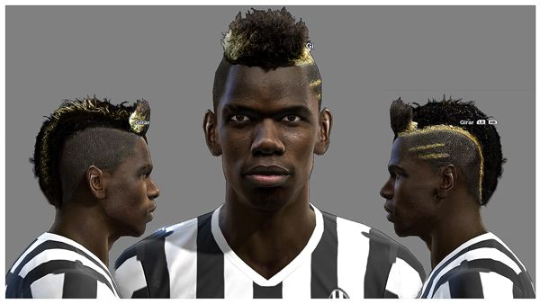 Pes 2013 Paul Pogba by Ausa92