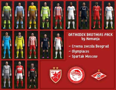 Orthodox Brothers Pack