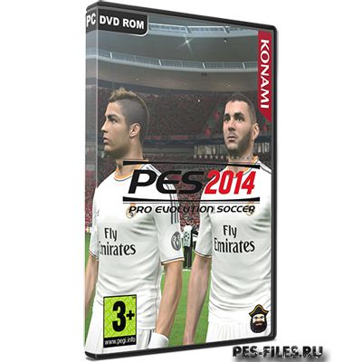 Pro Evolution Soccer 2014 [v1.01 + DLC 1.0] (2013/PC/RePack/Rus)