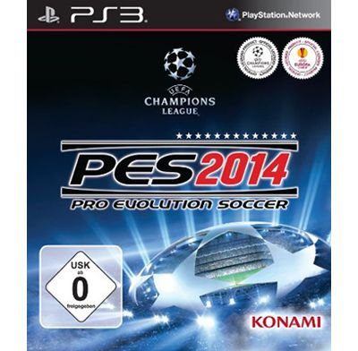[PS3] Pro Evolution Soccer 2014 [USA/ENG]