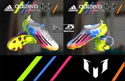 Adidas adizero iv Next-Generation Messi