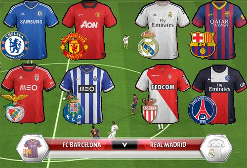 Kitslogo for PES 2014