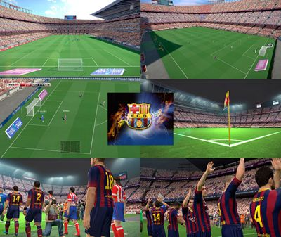 Estádio Camp Nou UPDATE v2