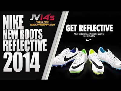 Boot Pack Nike Reflective 2014