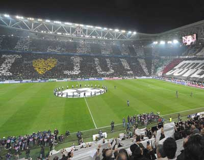 Juventus Chants Pes 2014