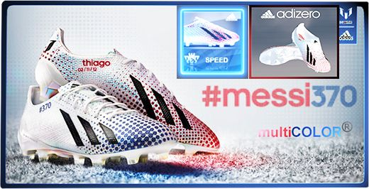 "Adidas Adizero Messi 370 Goals ""LIMITED EDTION"""