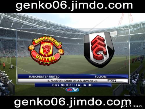 футбол 1 онлайн Update: GENKO06 LOGOS 3D HD UPDATE 1, патчи и моды