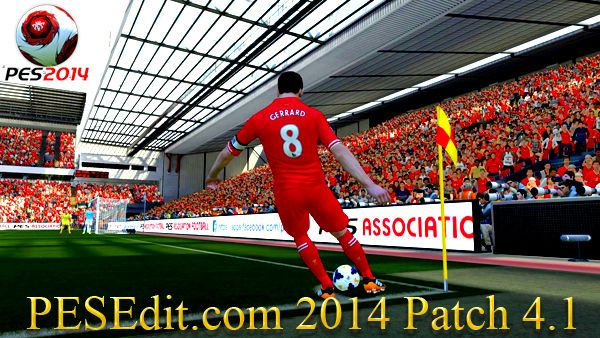 PESEdit.com 2014 Patch 4.1