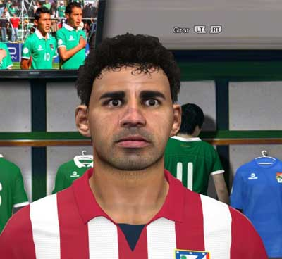 Diego Costa face 2014