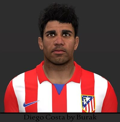 Face Diego Costa