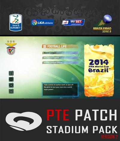 Pro evolution soccer 2014 pesedit patch 11