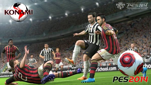 PES 2014 Final Gameplay Patch