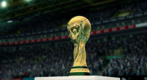 PES 2013 World Cup Trophy