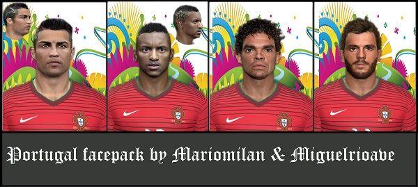 Portugal Facepack