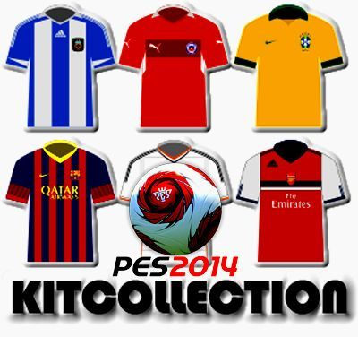 PES 2014 Kitcollection 2014/15