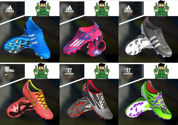 New Boots Collection